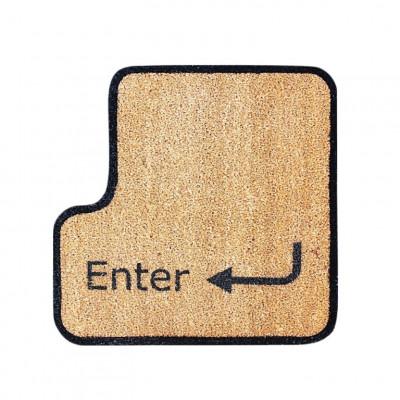 Fußmatte Enter | Braun