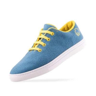 Sneakers Wool | Light Blue