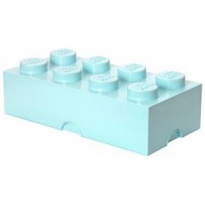 Aufbewahrungsstein 8 X- Großes blaues Pastell