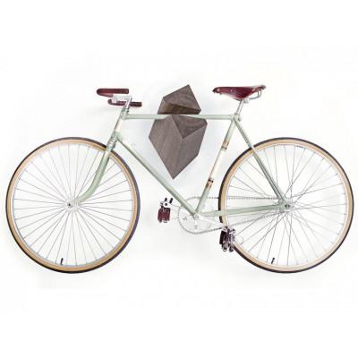 Bike Hanger - Oak Dark