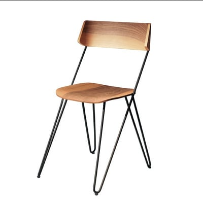 Chair Isben Master | Slate Grey