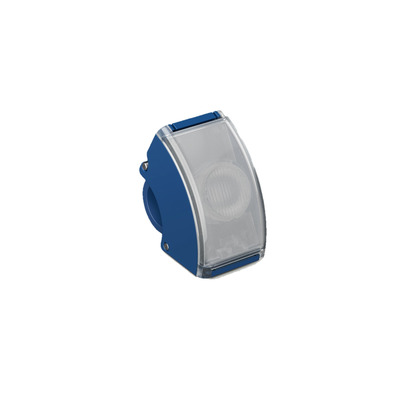 Rechargeable Front Bike Light Curve | Blue