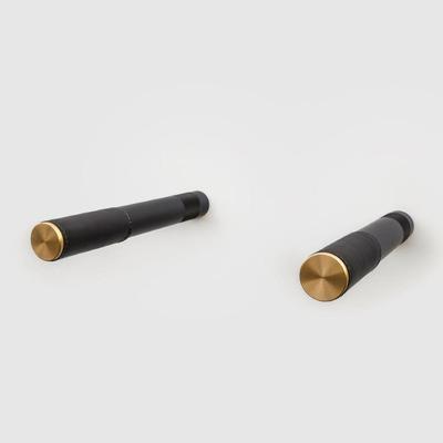 Macmilano Duetto Oro Nero | Schwarz-Gold