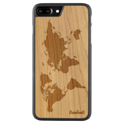 iPhone Case | Worldmap