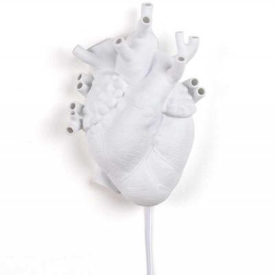 Lamp Heart | White