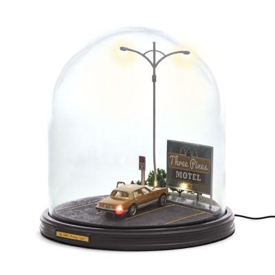 Tischlampe 'Mein kleiner Freitagabend'