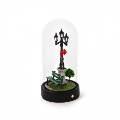 Tischlampe 'Mein kleiner Valentine'