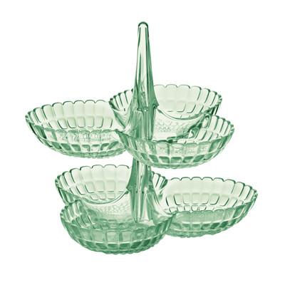 2er Set Geschirr Tiffany | Grün