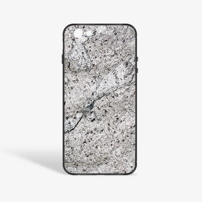 Silver Grey Iphone Case