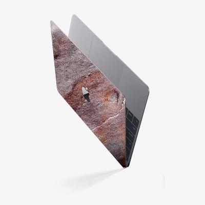 Slate Macbook Skin   Vulcano Dust