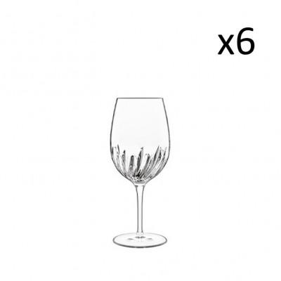 Satz von 6 Spritz-Gläsern