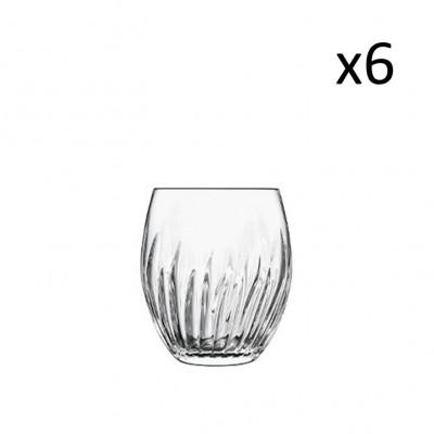 6er-Set Cocktail-Eisgläser
