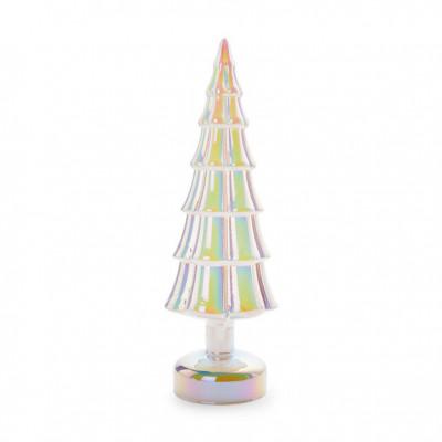 LED-Beleuchteter Weihnachtsbaum | Weiß