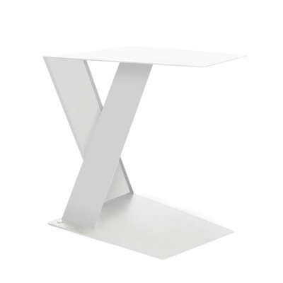 Side Table Siderietto   White