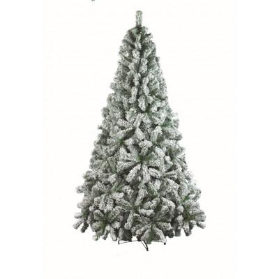Weihnachtsbaum mit Schnee | Maria
