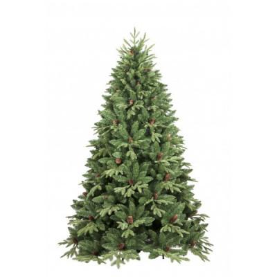 Weihnachtsbaum mit Tannenzapfen | Stella
