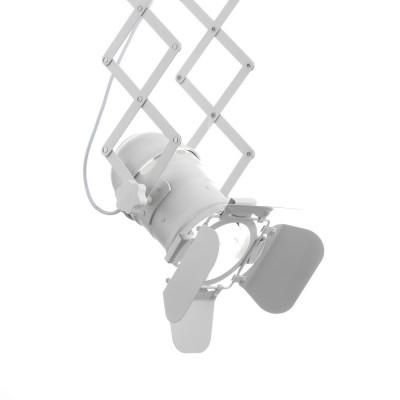 Pantograph-Deckenlampe Extension | Weiß