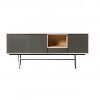 Fernsehschrank mit 3 Türen & 1 Schublade   Valencia