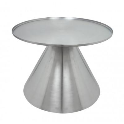 Beistelltisch KOS   Silber