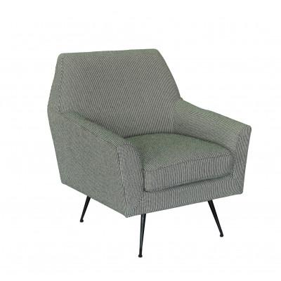 1-Sitzer-Sofa Marsala   Dots Grau