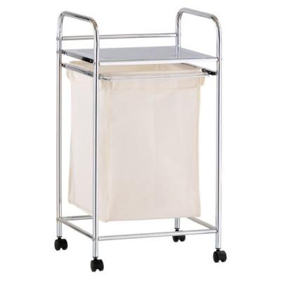 Wäschekorb Air   Weiß
