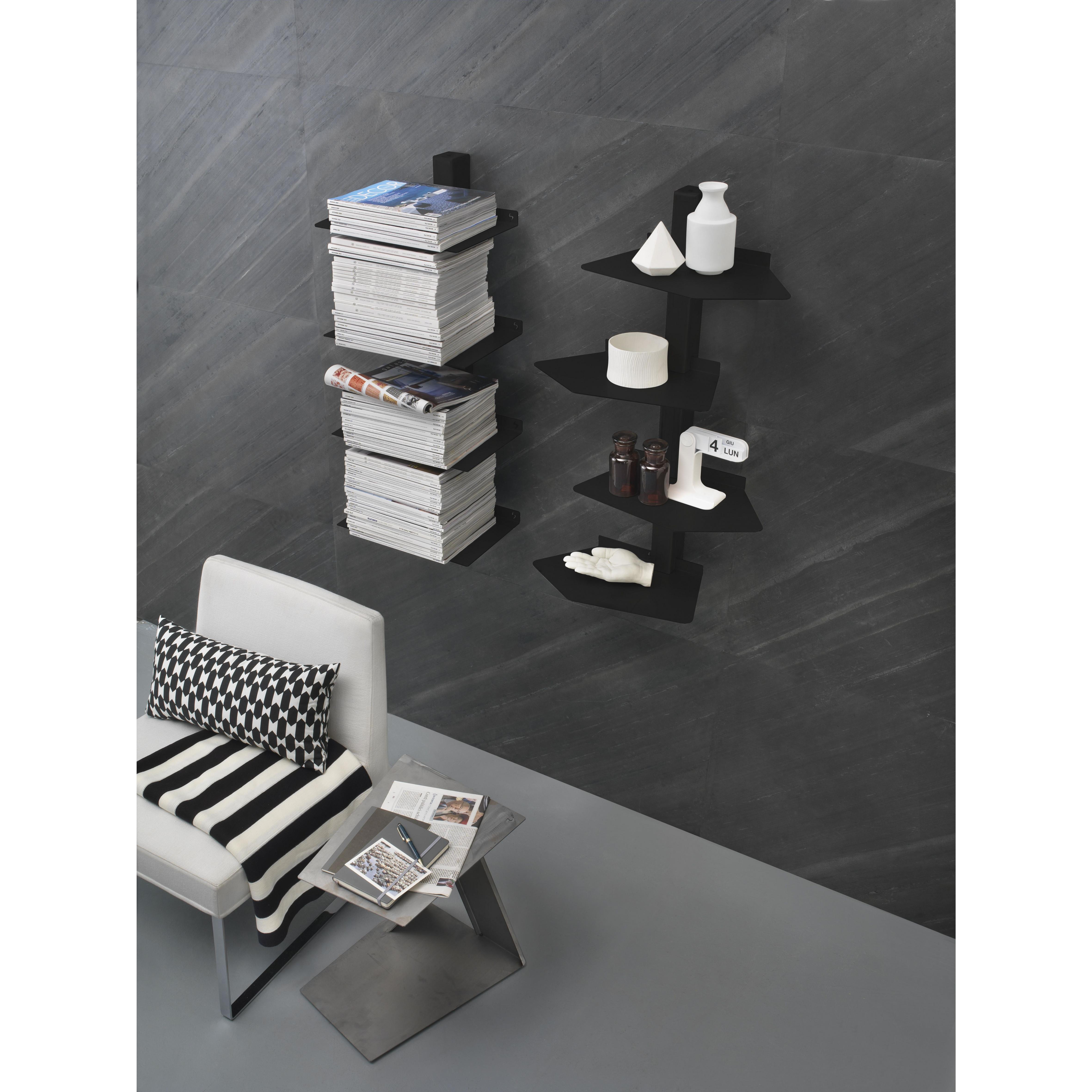Wall Shelf Mini Talia   Charcoal