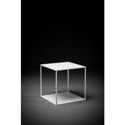 Side Table Hanoi   White