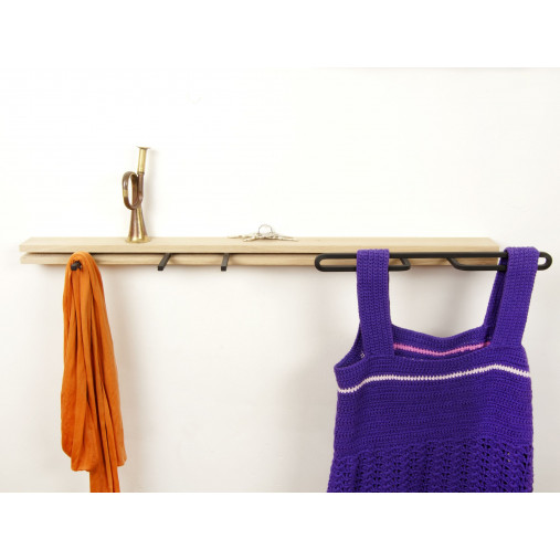 Robok Coat Rack & Shelf Space | Large