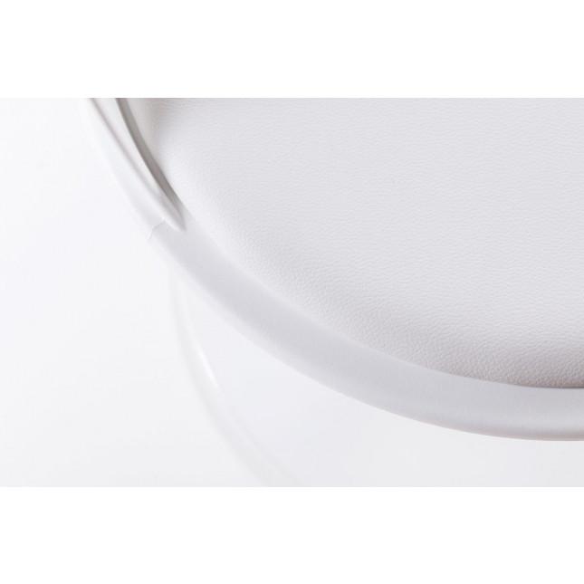 Chaise Pivotante Granada   Blanc