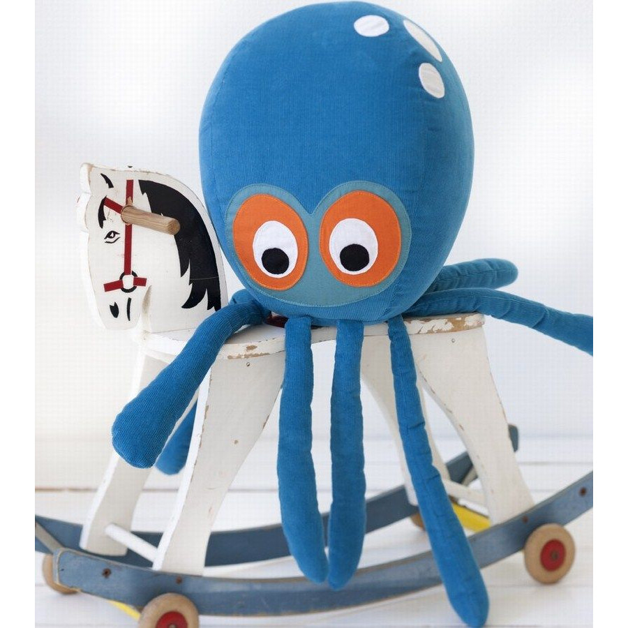 Octopus Kussen