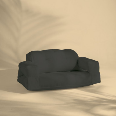 2-Sitzer-Sofa Buckle Up OUT | Dunkelgrau