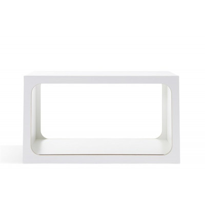 Wandregal Module Boxit | Weiß
