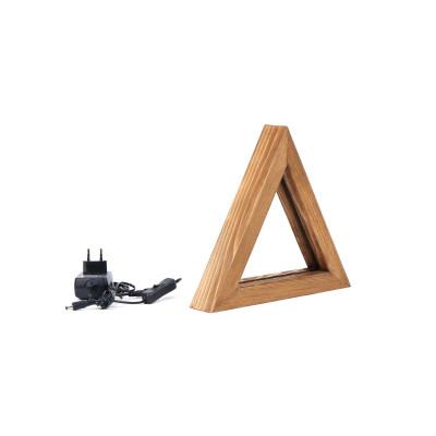 LED Tischlampe KN08 | Holz