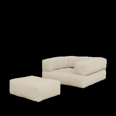 Sofa/Bettwürfel | Beige