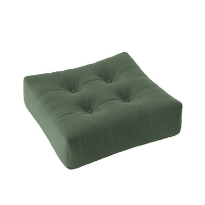Pouf More | Olive Green