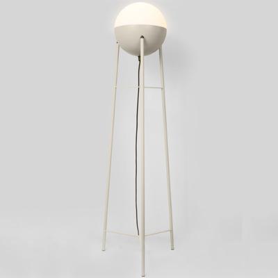 Floor Lamp Half Small Tripod ø 25 cm | Cream