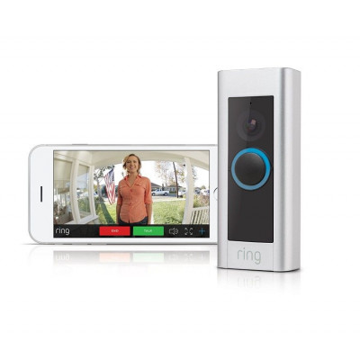 Ring Pro | WiFi Doorbell (with Chime & Transformer)