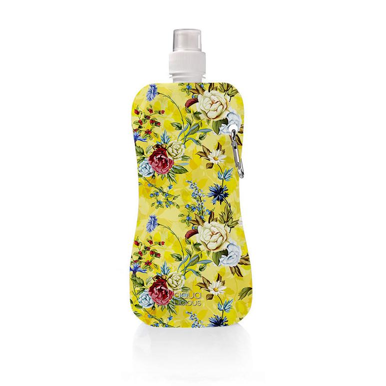 Wasserflaschenblüten   Gelb
