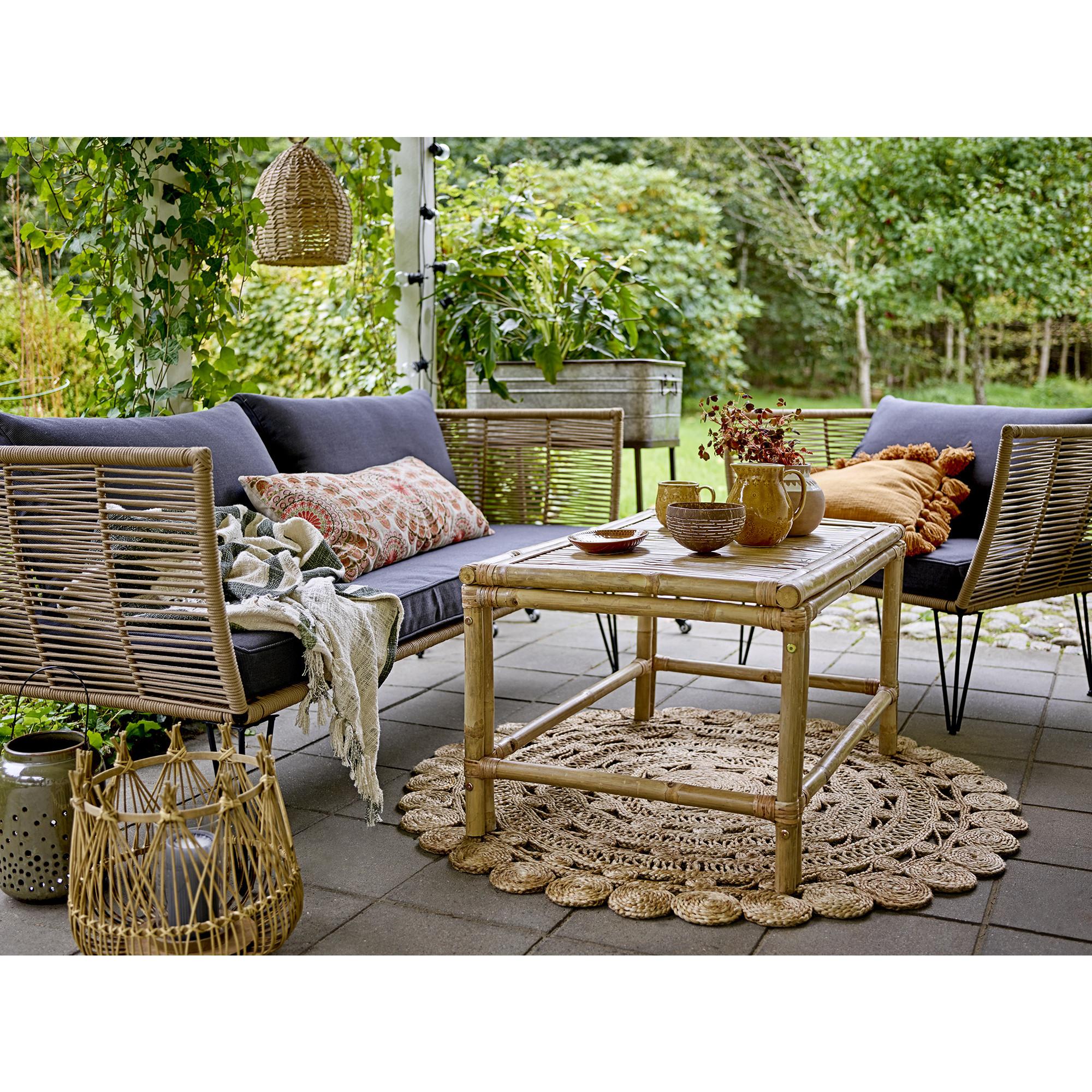 Garten-Kaffeetisch Sole Bambus