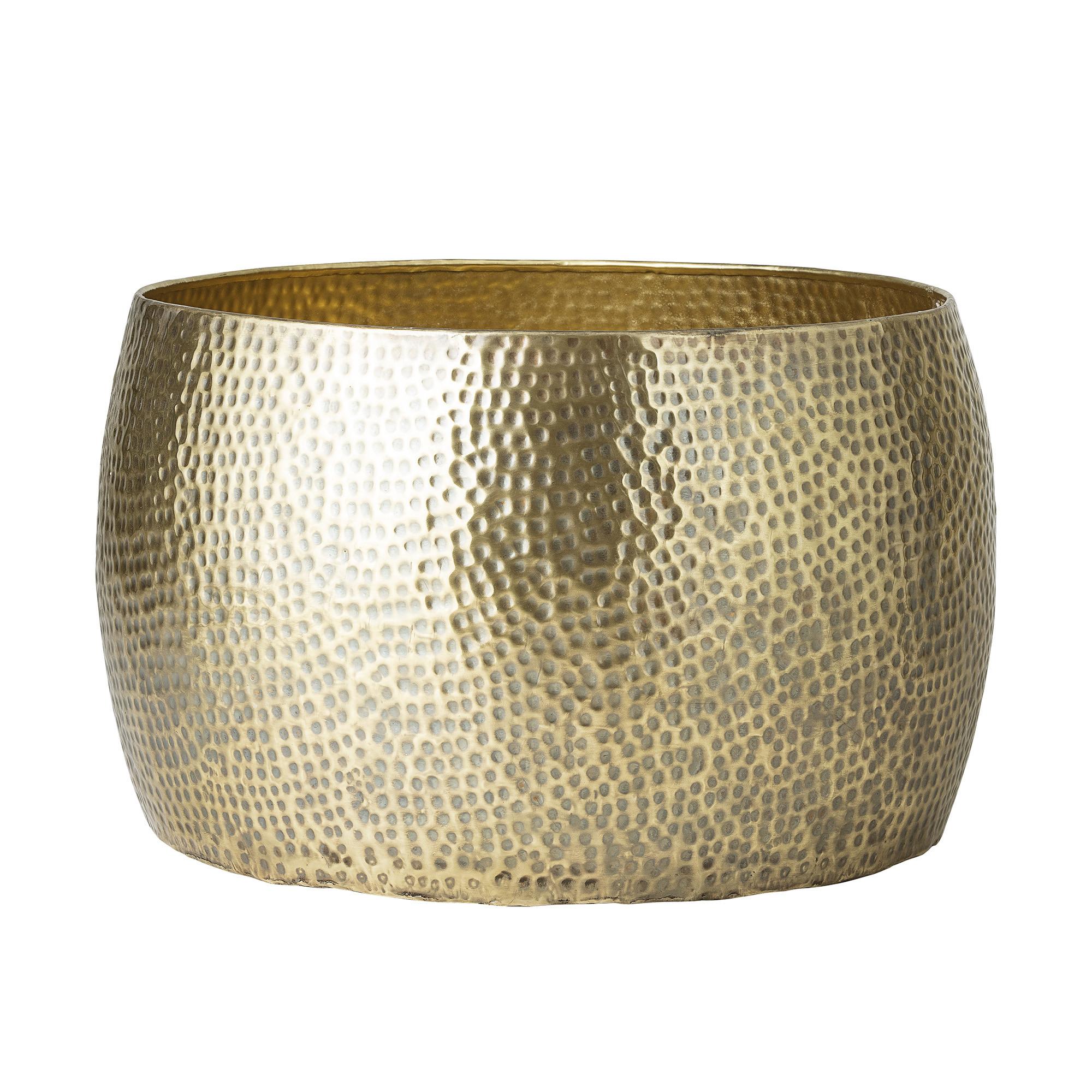 Coffee Table Hella   Metal   Brass