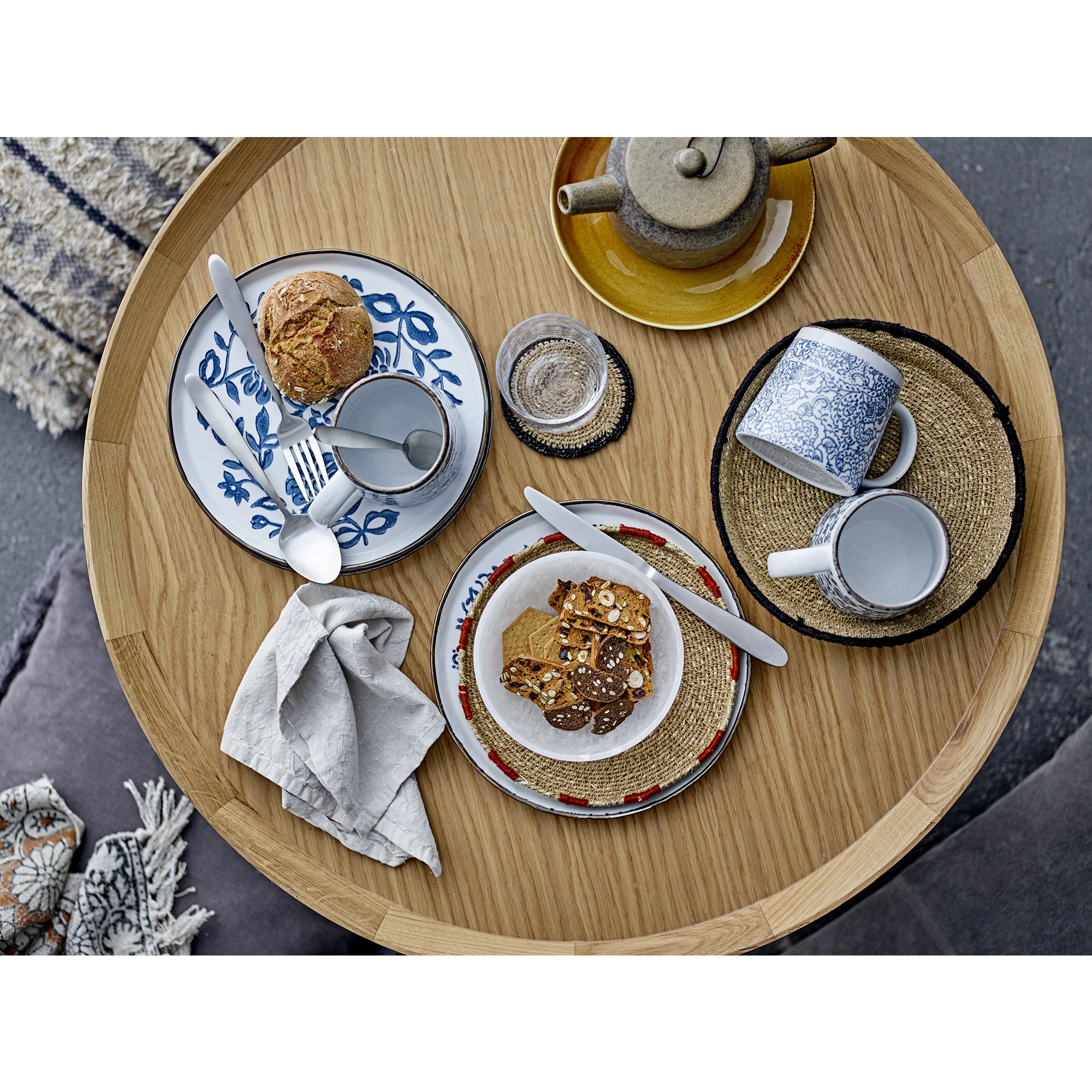Coffee Table Luana   Natural