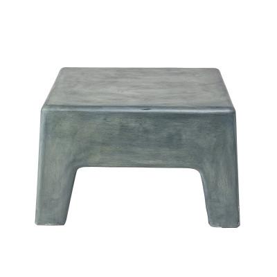 Hocker Beton Ravi H31 | Grün