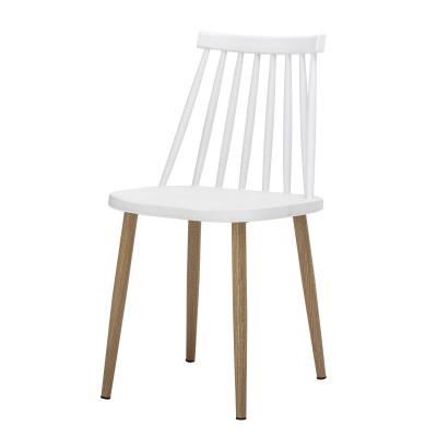 Stuhl Bajo | Weiß