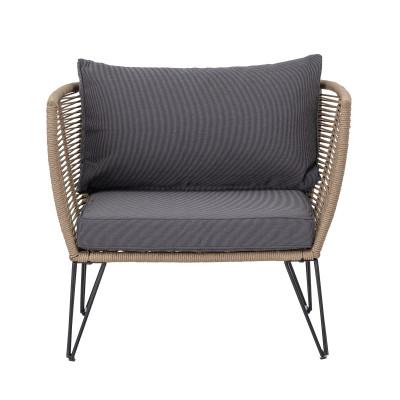 Garten-Lounge-Stuhl Mundo | Braun
