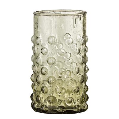 Trinkglas Freja   Grün