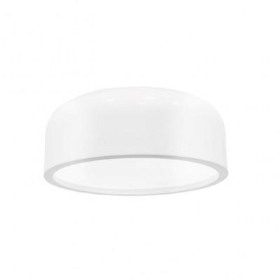 Ceiling Lamp Perleto 35 x 13 cm | White