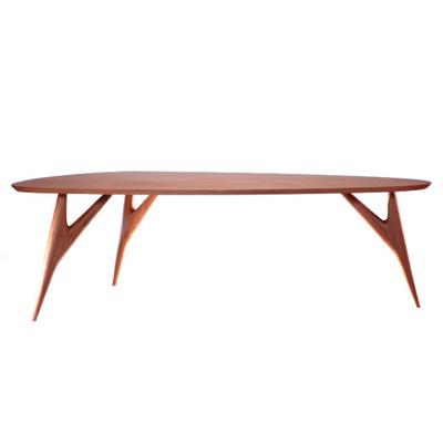 Table Ted Masterpiece | Mahogany