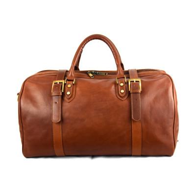 Leather Travel Bag | Duffel Bag