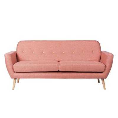 2-Sitzer Sofa Tokyo | Pink