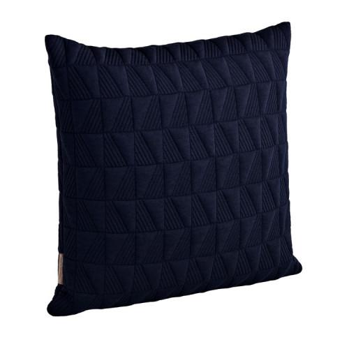 Kissen Trapez Nachtblau | 50 x 50 cm